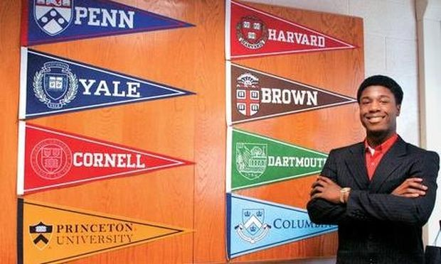 Ζει το όνειρο! Αυτός ο 17χρονος έγινε δεκτός και στα οκτώ καλύτερα πανεπιστήμια του κόσμου!