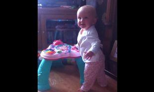 Να γιατί δεν θα έπρεπε να φτερνίζεστε μπροστά στο μωρό σας! (βίντεο)
