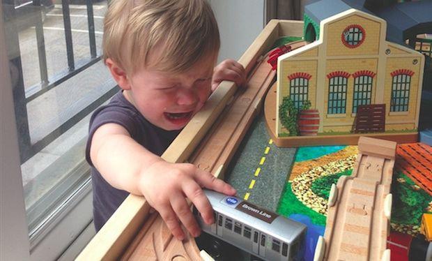 Μάντεψε γιατί κλαίνε αυτά τα παιδιά. Part 3 (εικόνες)