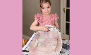 Αυτή η Chanel για εμάς κοστίζει 2.500 ευρώ κι ένα 5χρονο την αγόρασε με 8,5 ευρώ! (εικόνες)