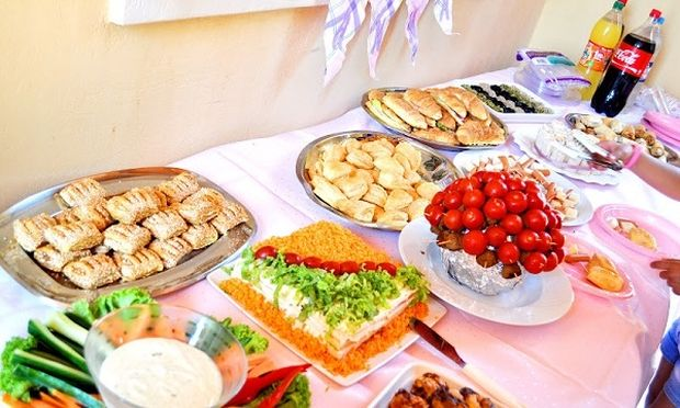Συνταγές για τον πιο ωραίο μπουφέ σε παιδικό πάρτι!