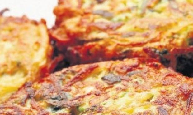 Συνταγή για πεντανόστιμα μπιφτέκια λαχανικών