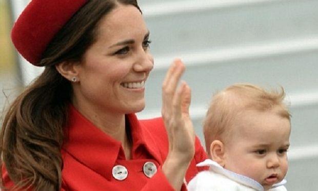 Δείτε για πρώτη φορά τη νταντά του πρίγκιπα Τζορτζ! Την αποκαλούν «Αγία»! (εικόνες,βίντεο)