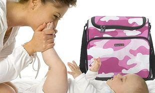 Βόλτα με το μωρό! Τι πρέπει να βάλω στην τσάντα μου;