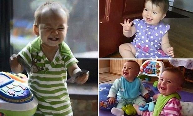 Ο μπαμπάς επιστρέφει σπίτι και τα μωρά τρελαίνονται από χαρά! (βίντεο)
