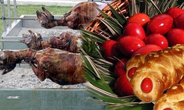 Τι να φάμε από το πασχαλινό τραπέζι χωρίς να παχύνουμε;