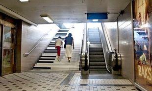 Ξεχάστε τις κυλιόμενες σκάλες. Δείτε τις μουσικές που με κάθε πάτημα βγάζουν ήχους (βίντεο)