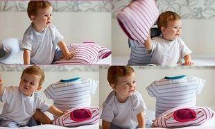 Ανακυκλώνουμε δημιουργικά τα παλιά μπλουζάκια των παιδιών