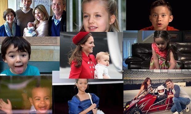 Aυτά είναι τα ισχυρότερα παιδιά του πλανήτη και είναι όλα κάτω των δέκα ετών!