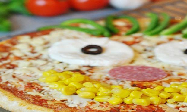 Συνταγή για γρήγορη πίτσα - φατσούλα