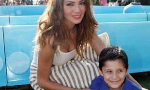 Αγγελική Ηλιάδη: «Δεν αφήνω τον γιο μου να δει τηλεόραση λόγω των σχολίων για την εγκυμοσύνη μου»