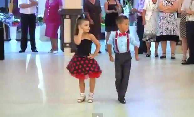 So you think you can dance? Τα πιτσιρίκια που θα δείτε σίγουρα ξέρουν να χορεύουν! (βίντεο)