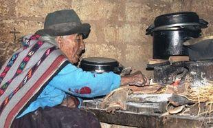 Μια γυναίκα 116 ετών από το Περού πήρε για πρώτη φορά στη ζωή της σύνταξη!