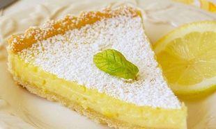 Συνταγή για την πιο νόστιμη τάρτα λεμονιού!