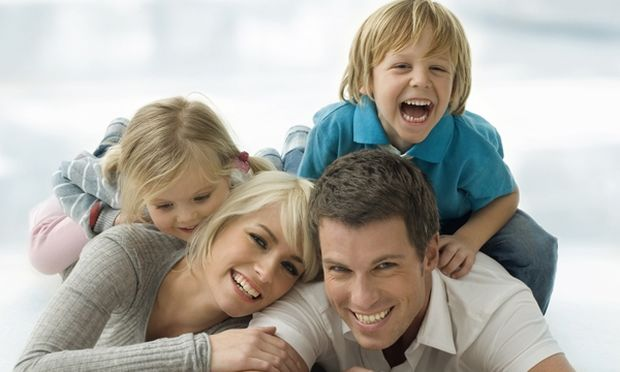 20 απλά μυστικά για μια ευτυχισμένη οικογένεια