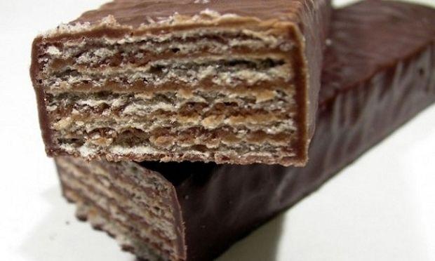 Συνταγή για γκοφρέτα σοκολάτας!