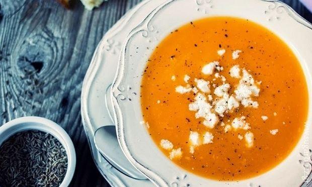 Συνταγή για νόστιμη καροτόσουπα αποτοξίνωσης!