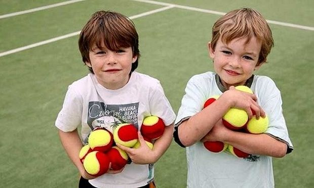 Tένις: Σε ποια ηλικία μπορεί να ξεκινήσει ένα παιδί να παίζει;