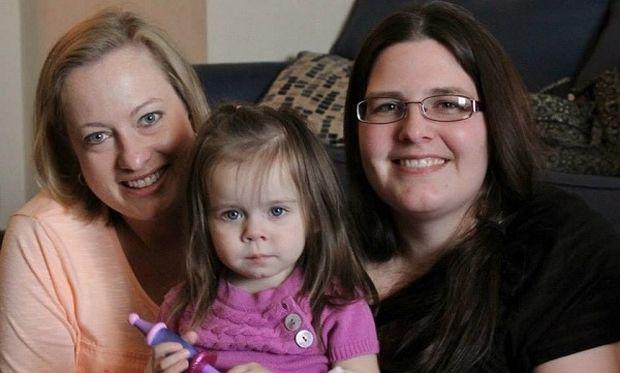 Η ιστορία της 2χρονης που βρήκε δωρητή νεφρού μέσω Facebook! (εικόνες, βίντεο)
