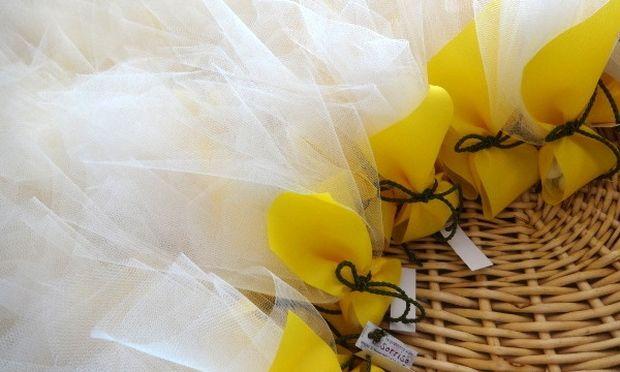 Φτιάξτο μόνη σου: Μαγιάτικος γάμος εμπνευσμένος από τα ηλιοτρόπια!