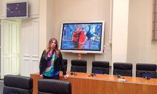 Μίνα Παπαθεοδώρου Βαλυράκη: H έκθεση της ζωγράφου στο Ζάππειο Μέγαρο