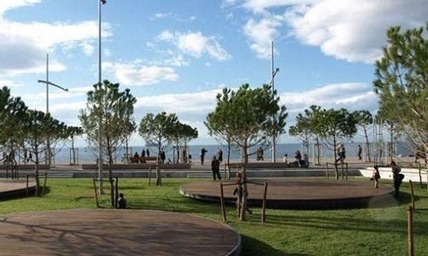 Εκπαιδευτικό πρόγραμμα για παιδιά, με θέμα το θαλάσσιο μέτωπο της Θεσσαλονίκης