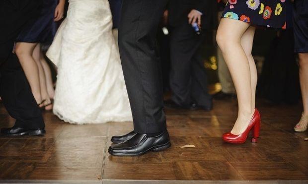 Σε αυτό το γάμο η πεθερά και ο γαμπρός κλέβουν την παράσταση! (Βίντεο)