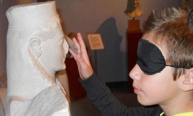 Μουσείο Αφής στην Καλλιθέα! Ενα μουσείο που επιβάλλεται το άγγιγμα!