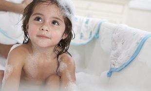 Το παιδί μου αρνείται να κάνει μπάνιο. Τι να κάνω;