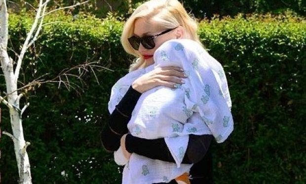 Δείτε το νεογέννητο γιο της Gwen Stefani: Και ναι, είναι σκέτη γλύκα!