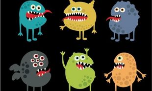 Δε θα πιστεύετε που βρίσκονται τα περισσότερα μικρόβια στο σπίτι σας!