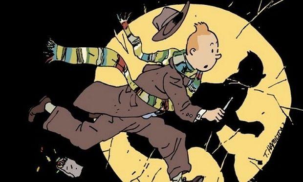 Κι όμως! Δύο σελίδες κόμικ του Τεν-Τεν πωλήθηκαν…2,5 εκατομμύρια ευρώ!