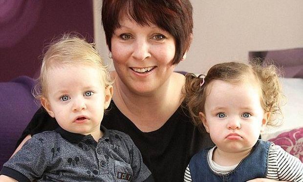Μαχητές ζωής μέσα από τη μήτρα! Η συγκλονιστική ιστορία μίας μητέρας με καρκίνο που γέννησε δίδυμα!