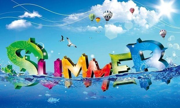 Tα παιδιά υποδέχονται το καλοκαίρι με βιβλία και εργαστήρια!