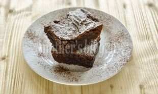Aυτό είναι γλυκό! Σοκολατένια brownies με ελαιόλαδο από τον Γιώργο Γεράρδο