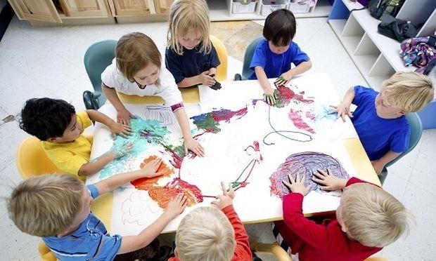 Τα παιδιά ζωγραφίζουν για τα αδέσποτα! (φωτογραφίες)