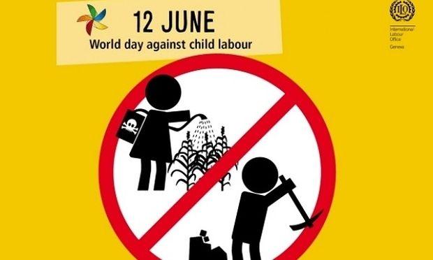 Παγκόσμια Ημέρα κατά της Παιδικής Εργασίας: Βγάζουμε «κόκκινη κάρτα» στην εκμετάλλευση των παιδιών