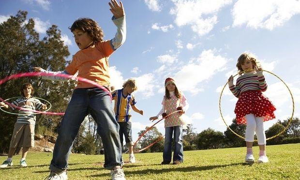 Δραστηριότητες για υγιή και ευτυχισμένα παιδιά με την λήξη της σχολικής χρονιάς