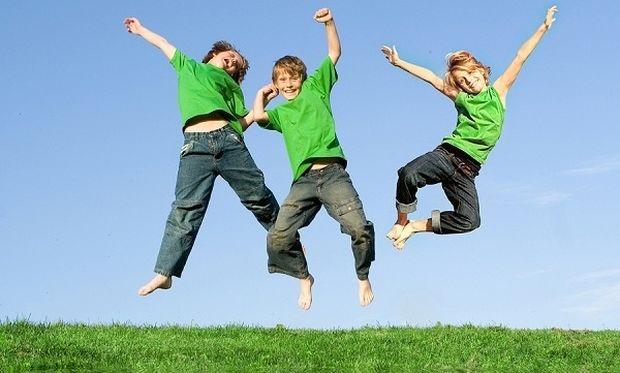 Οι καλοκαιρινές διακοπές ξεκινούν και προσκαλούν τα παιδιά σε νέες περιπέτειες!