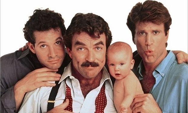 «Τρεις άνδρες και ένα μωρό»: Το μωρό της διάσημης ταινίας των 80ς, μεγάλωσε και έγινε...«διπλό»! (φωτογραφίες, βίντεο)