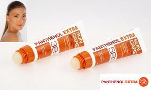 Η Δέσποινα Καμπούρη λέει «Ναι» στην αντηλιακή προστασία Panthenol EXTRA!