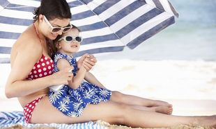 Τελικά το μαύρισμα είναι «υγιές» για το παιδί μου;