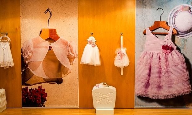Nέα κολεξιόν με ονειρεμένα βαπτιστικά ρούχα από τη Marasil, Pierre Cardin και Kitten!
