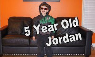 Απίστευτο! Δείτε τον 5χρονο που μέσα σε 30 δευτερόλεπτα γράφει ένα hip-hop κομμάτι (βίντεο)