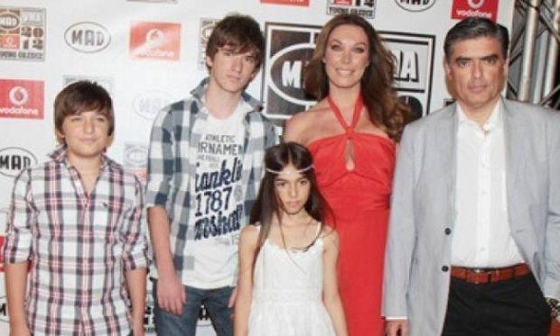 Τατιάνα Στεφανίδου: Τι λέει για τα παιδιά της και τον γιο του συζύγου της