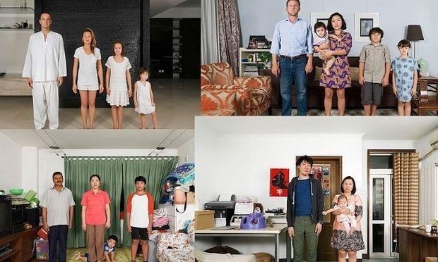 Oταν στην οικογένεια υπάρχουν δύο εθνικότητες. Eνα μοναδικό πρότζεκτ (εικόνες)