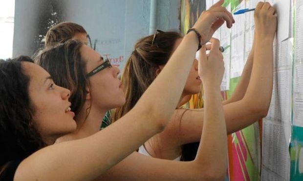 Αποτελέσματα - Πανελληνίες 2014: Δείτε τους βαθμούς των μαθημάτων με ένα κλικ