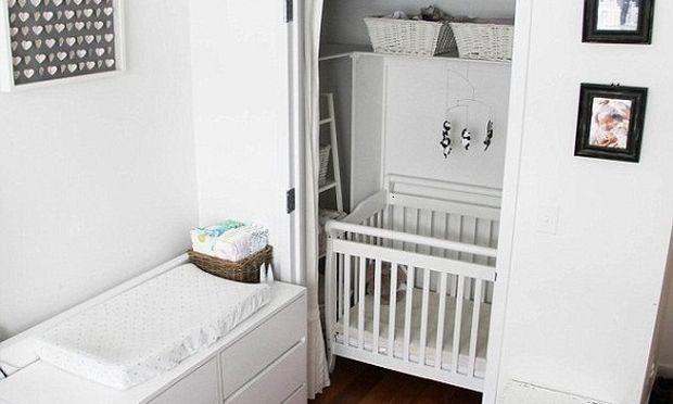 Άμα έχεις φαντασία... Δείτε τα παιδιά που κοιμούνται στην ντουλάπα τους και το λατρεύουν! (εικόνες)