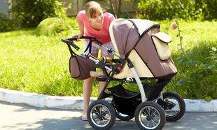 Τι αντίκρισε μια μαμά στο κεφαλάκι του μωρού της στη βόλτα στο ζωολογικό κήπο; (φωτογραφίες)