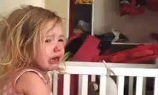 «Μπαμπά θέλω τη μύτη μου πίσω»! Το απολαυστικό βίντεο με την περιπέτεια της... μύτης που τελικά επιστρέφει στην ιδιοκτήτριά της!